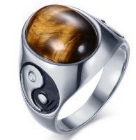 Перстень Тигровый Глаз