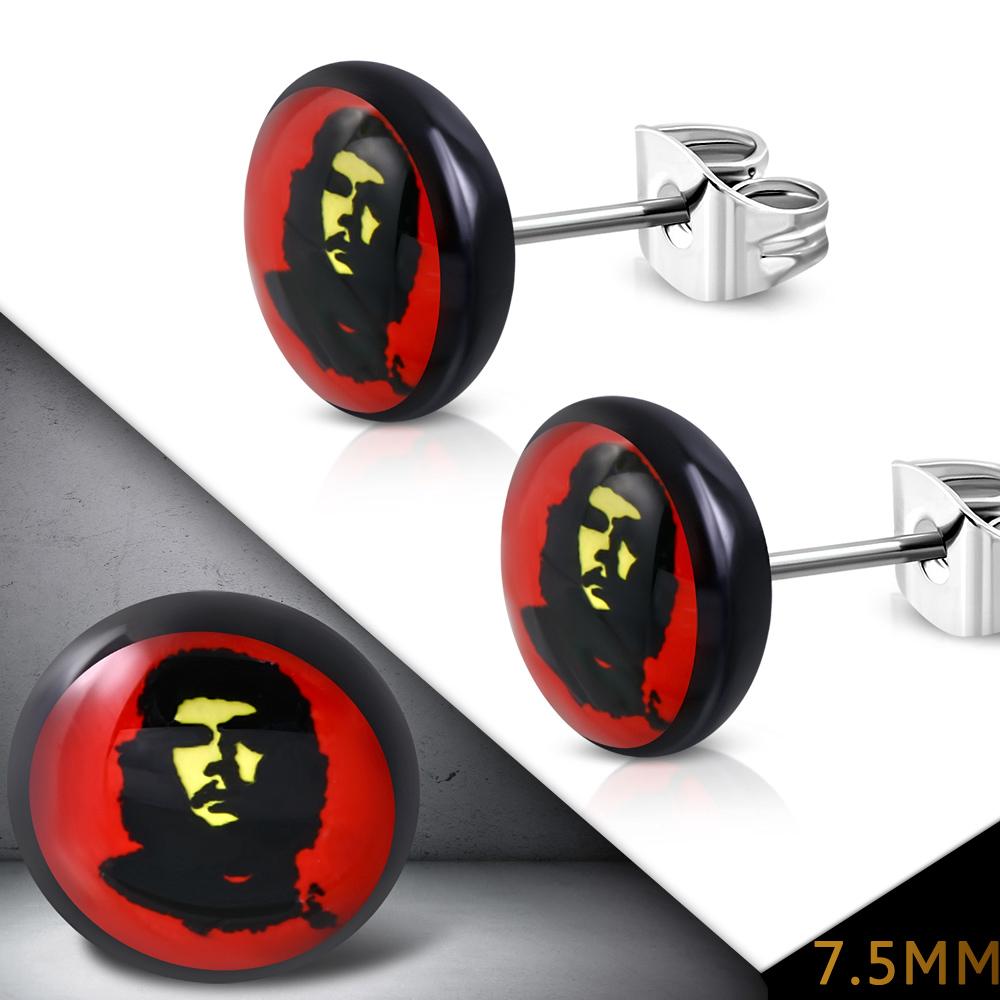 Серьги Че Гевара