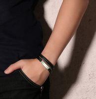 Двйной браслет для гравировки
